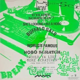 Scratchin' LP