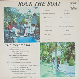 Rock The Boat LP