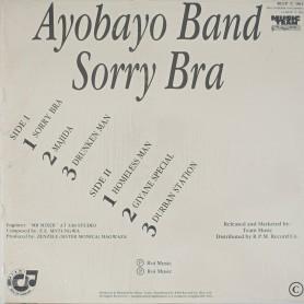 Sorry Bra LP