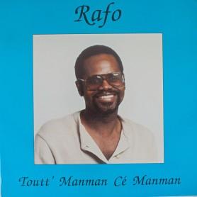 Toutt' Manman Cé Manman LP