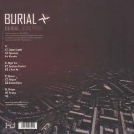 Burial 2LP