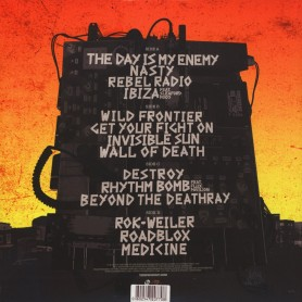 The Day Is My Enemy 2LP