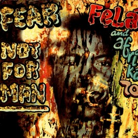 Fear Not For Man LP