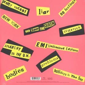 Never Mind The Bollocks LP