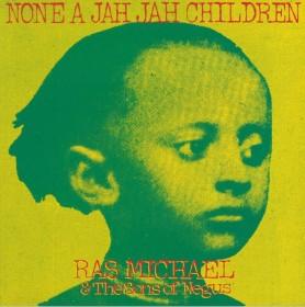 None A Jah Jah Children LP
