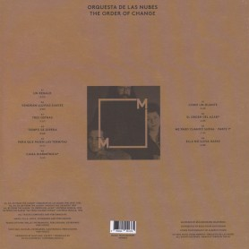The Order Of Change LP
