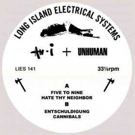 An-i + Unhuman EP
