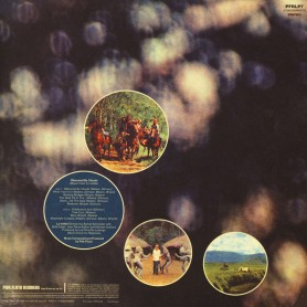 Obscured By Clouds LP