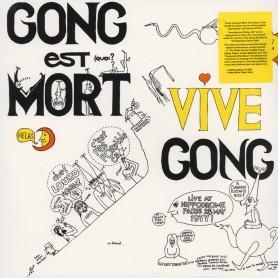 Gong Est Mort, Vive Gong 2LP