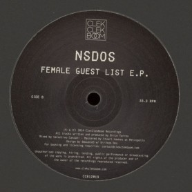 Female Guest List EP