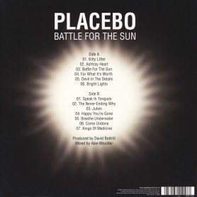 Battle For The Sun LP