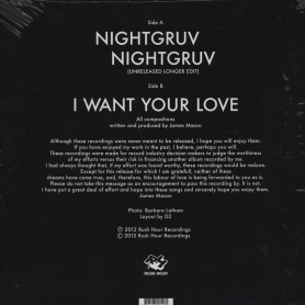 I Want Your Love EP