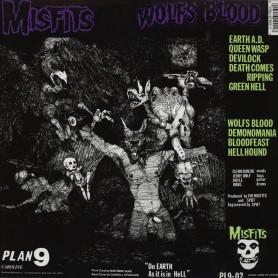 Earth A.D. / Wolfs Blood LP