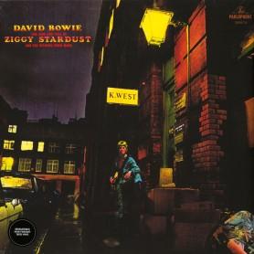 The Rise And Fall Of Ziggy...