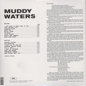 The Best Of Muddy Waters LP