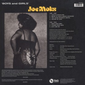 Boys And Girls LP