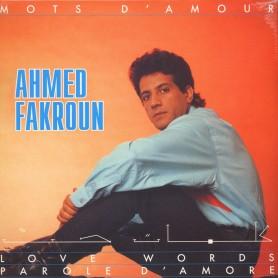 Mots D'Amour LP