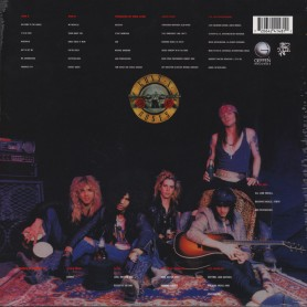 Appetite For Destruction LP
