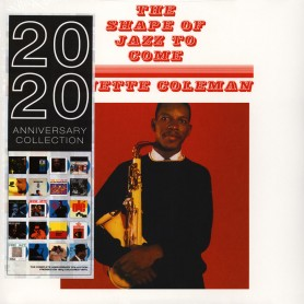 The Shape Of Jazz To Come LP