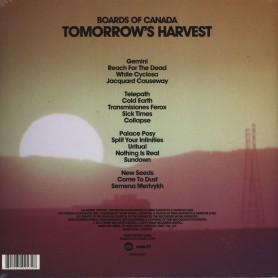 Tomorrow's Harvest 2LP