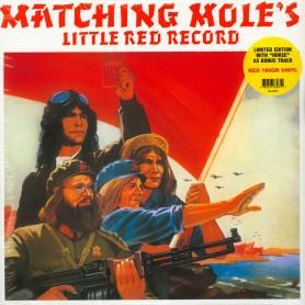 Matching Mole's Little Red...