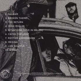 The Return LP