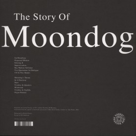 The Story Of Moondog LP