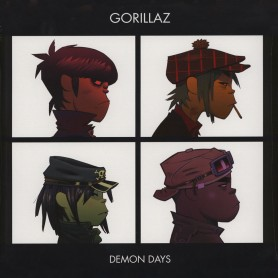 Demon Days 2LP