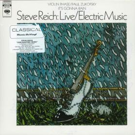 Live / Electric Music LP