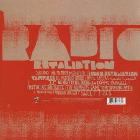 Radio Retaliation 2LP