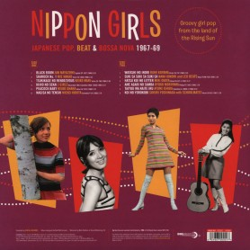 Nippon Girls: Japanese Pop,...