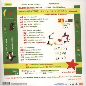 Siberie M'Etait Contéee 2LP+CD