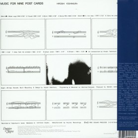 Music For Nine Post Cards LP
