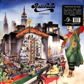 Fu Chronicles LP