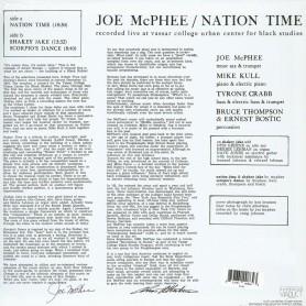 Nation Time LP