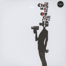 Man With A Movie Camera 2LP