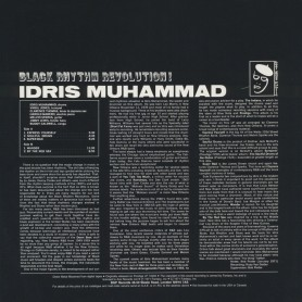 Black Rhythm Revolution! LP