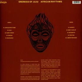 African Rhythms LP