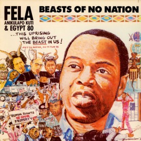 Beasts Of No Nation LP