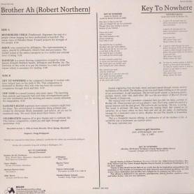Key To Nowhere LP