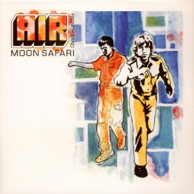 Moon Safari LP