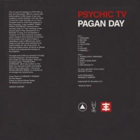 Pagan Day LP