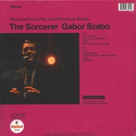 The Sorcerer LP
