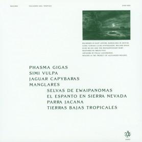 Ficciones Del Trópico LP