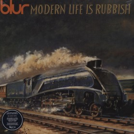 Modern Life Is Rubbish LP