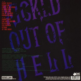Kicked Out Of Hell LP