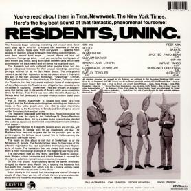 Meet The Residents LP
