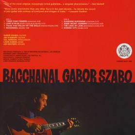 Bacchanal LP