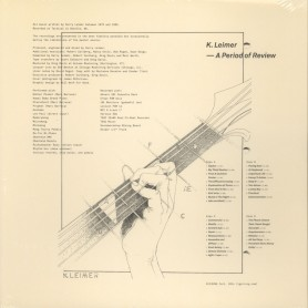 A Period Of Review 2LP