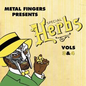 Special Herbs Vols 3&4 2LP